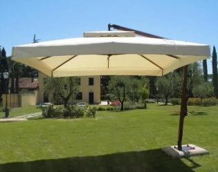 Yandan Direkli (Ampül) Şemsiye